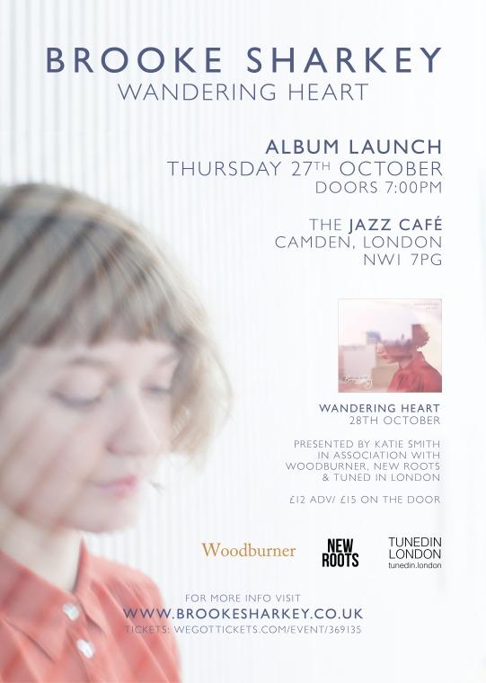 Jazz Café Poster Artwork A3